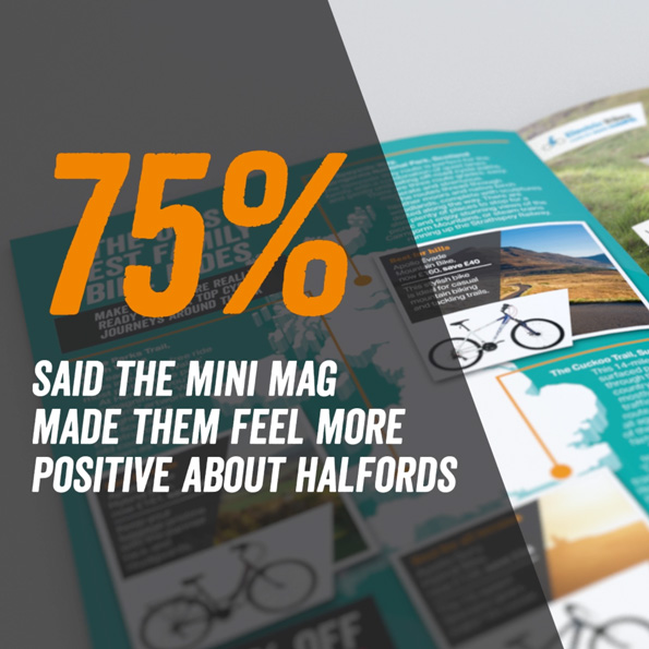 Halfords stats video work in progress