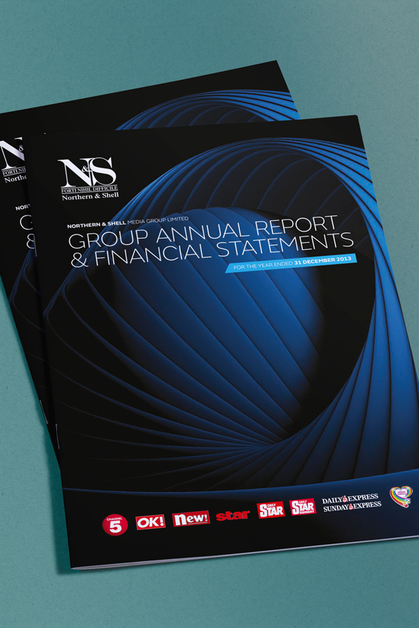 Cover of the N&S Finance Report
