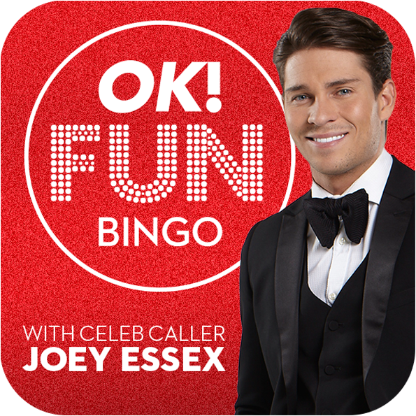 OK! Fun Bingo app icon